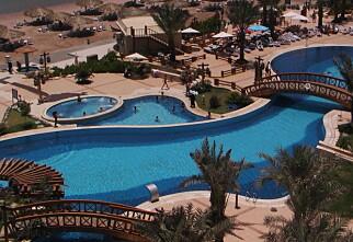 Sjekk inn: Mövenpick Resort & Residence Aqaba