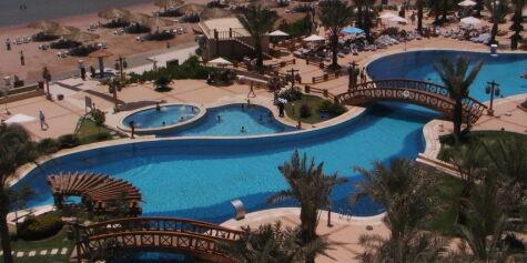 image: Sjekk inn: Mövenpick Resort & Residence Aqaba