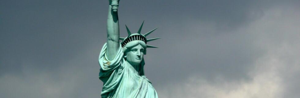 New York kaller - og turen over koster nå bare 2.995 kroner. Foto: Ilya Klimanov