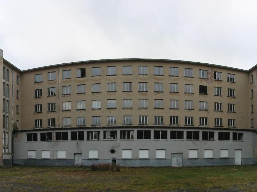 Slik ser et av byggene ut i dag. Foto: Wikipedia