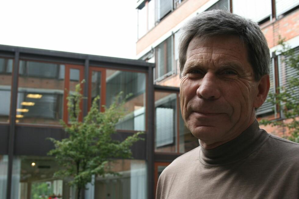 Ole Larmerud Foto: NRL