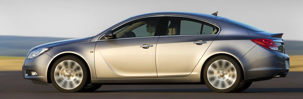 Opel Insignia fra 270.000 kroner