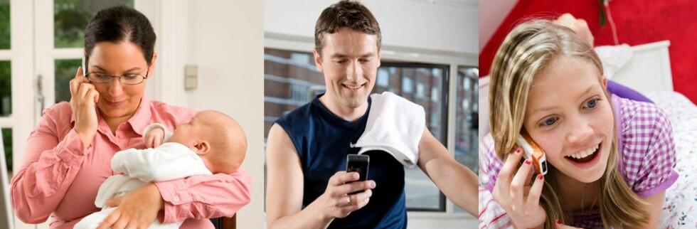 Har du sjekket om ditt mobilabonnement er det billigste for deg? Foto: Colourbox.com