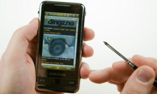 image: Samsung Omnia