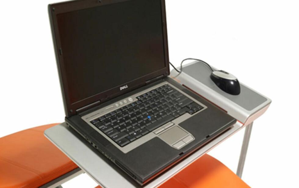 Lei av brennende lår på grunn av intens laptop-bruk? Foto: yankodesign.com