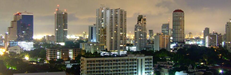 Det er urolige tider i Bangkok. Foto: Wimolmas Poklin
