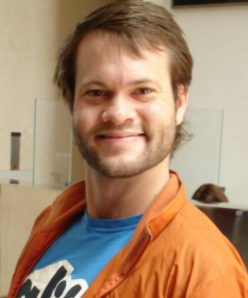 Einar Idsøe Eidsvåg er bookingansvarlig på BLÅ og solgte tidlig sin første CD.