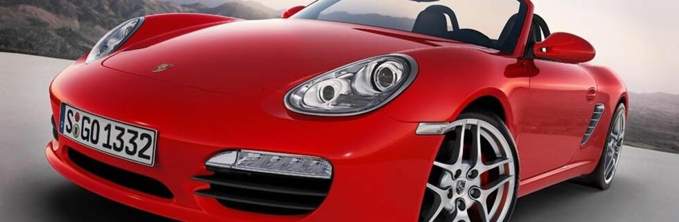 Porsche oppgraderer innstegsmodell