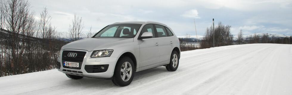 TEST: Audis nye SUV
