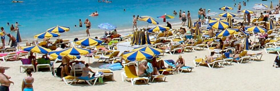 Finanskrisen gjør at trauste destinasjoner som Gran Canaria får et oppsving. Foto: Nelly Freitas
