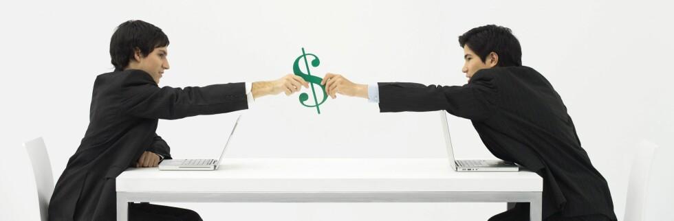 Stå på kravene før du godtar å slutte i jobben. Foto: Colourbox.com