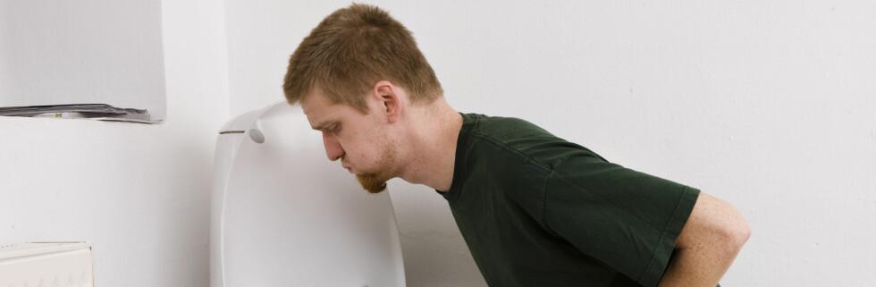 Omgangssyke er svært smittsomt.. Foto: Colourbox.com