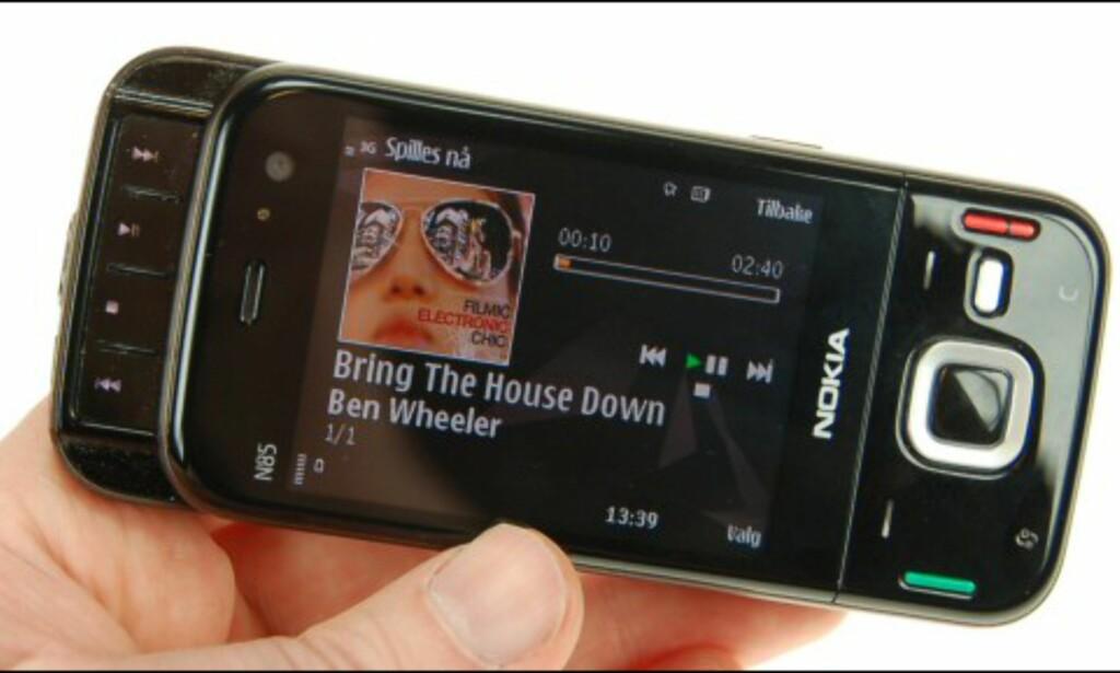 image: Nokia N85
