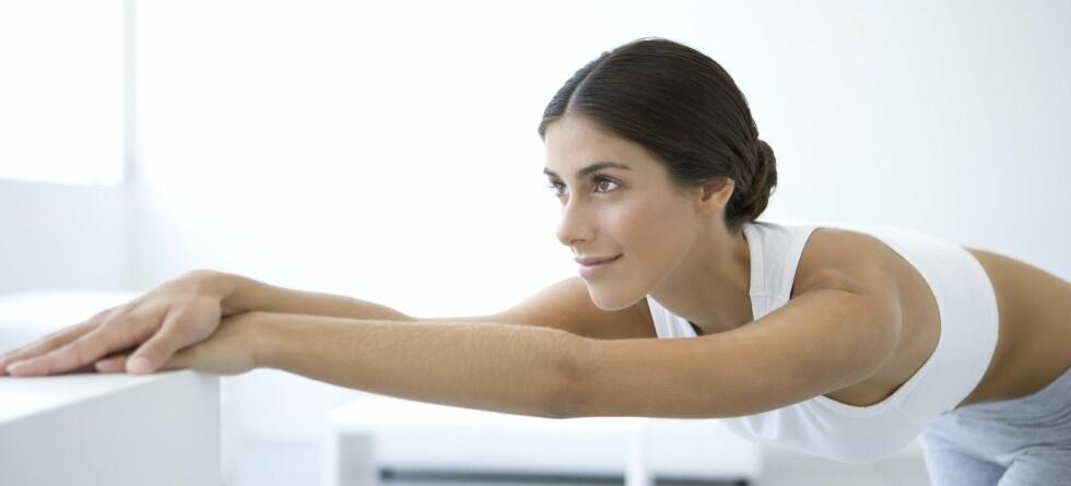 All trening er god trening, men bestemte treningsformer bør samtidig tilpasses alderen.  Foto: colourbox.com