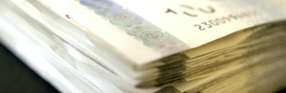 Aksjefondene vokser ikke inn i himmelen, men du får mye igjen om du tenker langsiktig. Foto: Colourbox.com