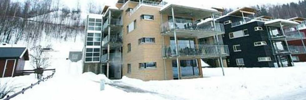 En leilighet er til salgs på Dampsaga Borettslag nå, men det spørs hvordan kjøpsviljen er. Faksimile fra Finn.no.