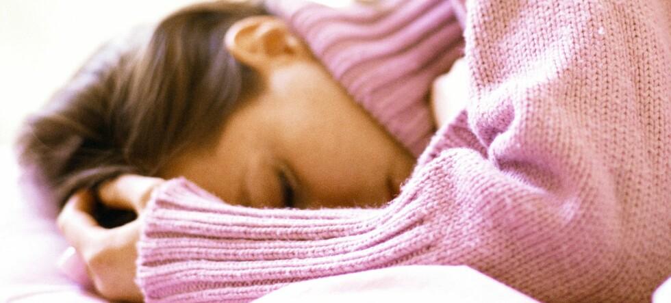 Mange mellom 13 og 25 år lider av forsinket søvnfasesyndrom. Nå får de hjelp.   Foto: colourbox.com