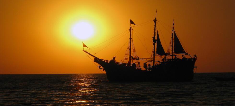 Nå må piratene seile sin egen sjø. Foto: Matthew Schubert