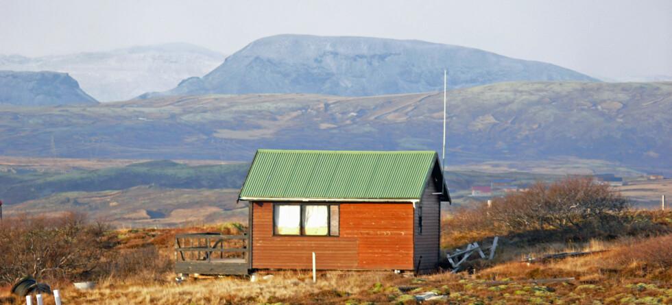 Færre hytter er omsatt i tredje kvartal i år, sammenlignet med tredje kvartal i fjor. Det viser tall fra SSB. Foto: Colourbox.com
