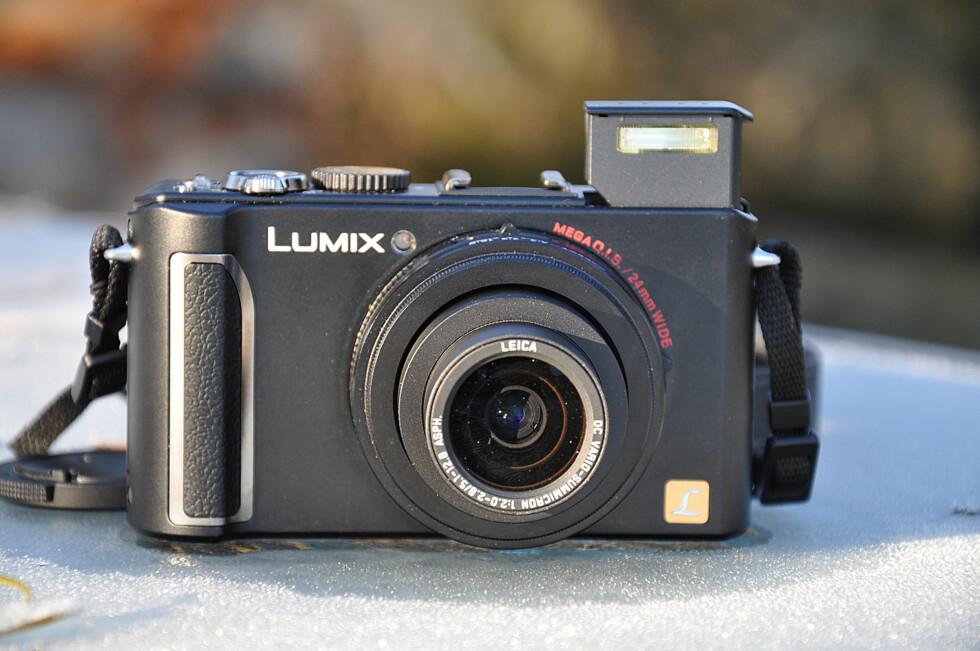 TEST: Panasonic Lumix DMC-LX3