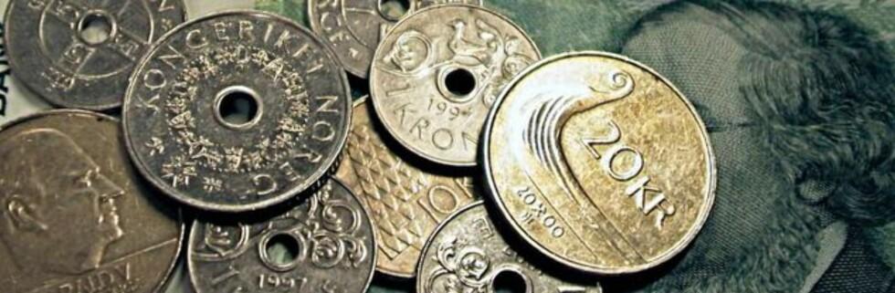 Økningen i neste lønnsoppgjør blir for småpenger å regne sammenlignet med tidligere oppgjør.
