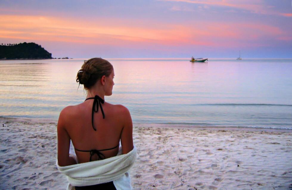 Det er her du burde vært i vinter. Vi har sjekket prisene på flybilletten til Thailand. Foto: Per David Jonsson