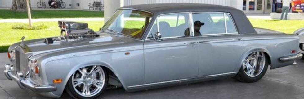 En Rolls for mellomklassen