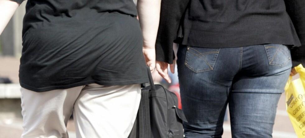 Overvekt smitter som virus, hevder forskerne bak en ny studie.  Foto: colourbox.com
