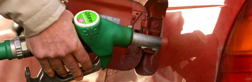 Sjekk hvilken bensinstasjon som er billigst der du befinner deg. Foto: Colourbox.com