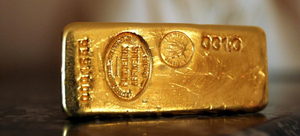 Små gullpartikler kan dempe betennelse i hjernen,viser ny studie. Foto: colourbox.com