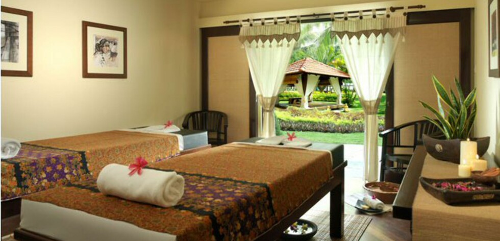 Hotellet har også et spa, der du kan få massasje og ansiktsbehandlinger, blant annet. Foto: Hyatt Regency Kuantan