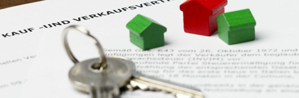 Flere tiltak gjør det mindre lukrativt å eie flere boliger.  Foto: Colourbox