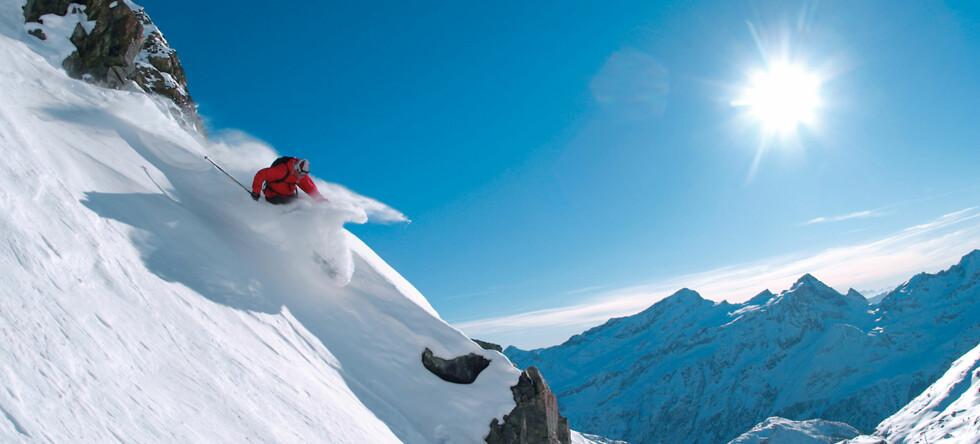 Sesongen står for døren og vi gir deg tipsene til de råeste skiturene du kan dra på i 2009.  Foto: Alpereiser
