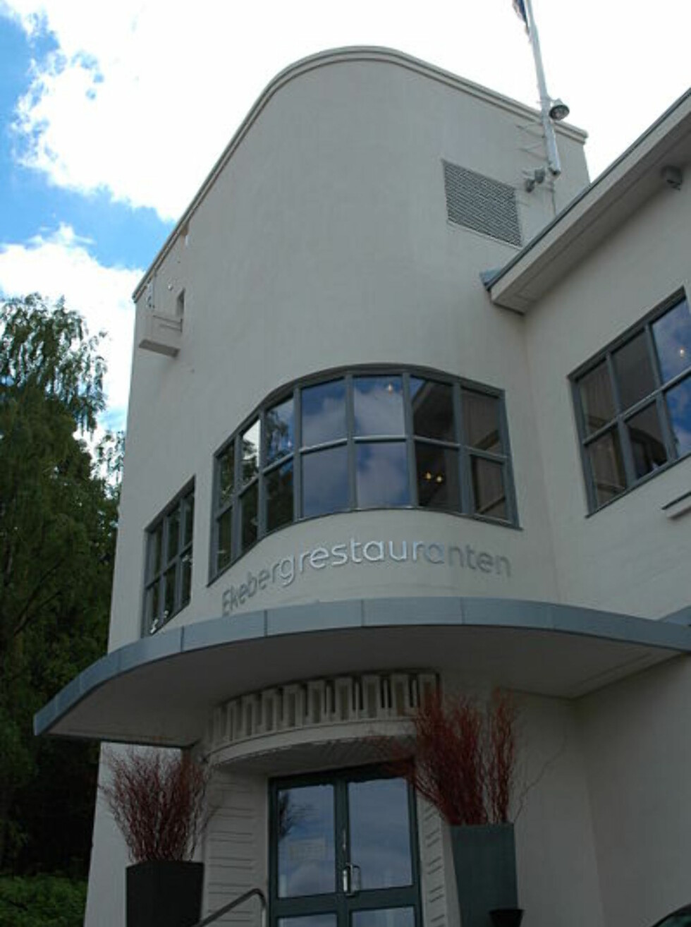 Ekebergrestauranten. Foto: Wikipedia