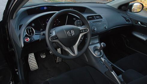 Store bilder av Honda Civic