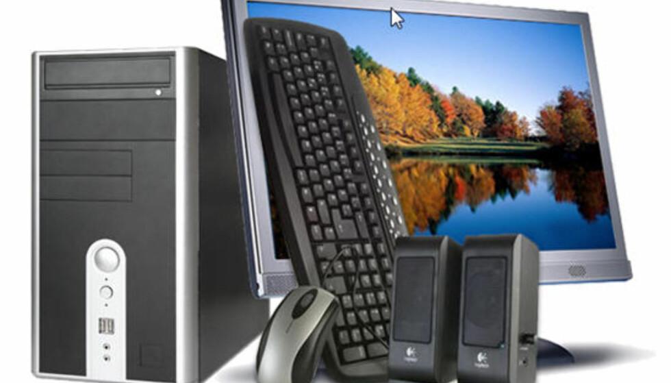 De beste billig-PCene november 2008