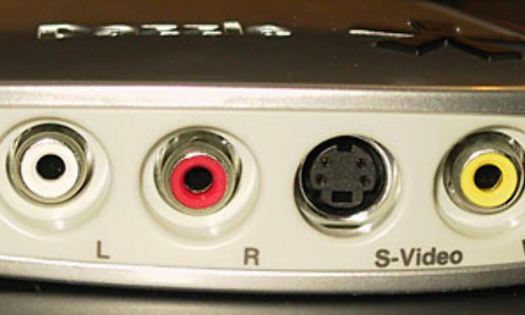 image: Redd de gamle videokassettene