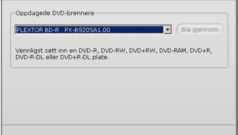 Redd de gamle videokassettene