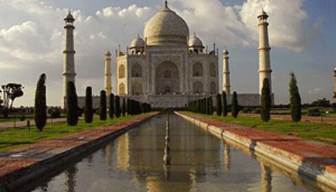 Kan Benidorm sidestilles med Taj Mahal i India?  Foto: sxc.hu