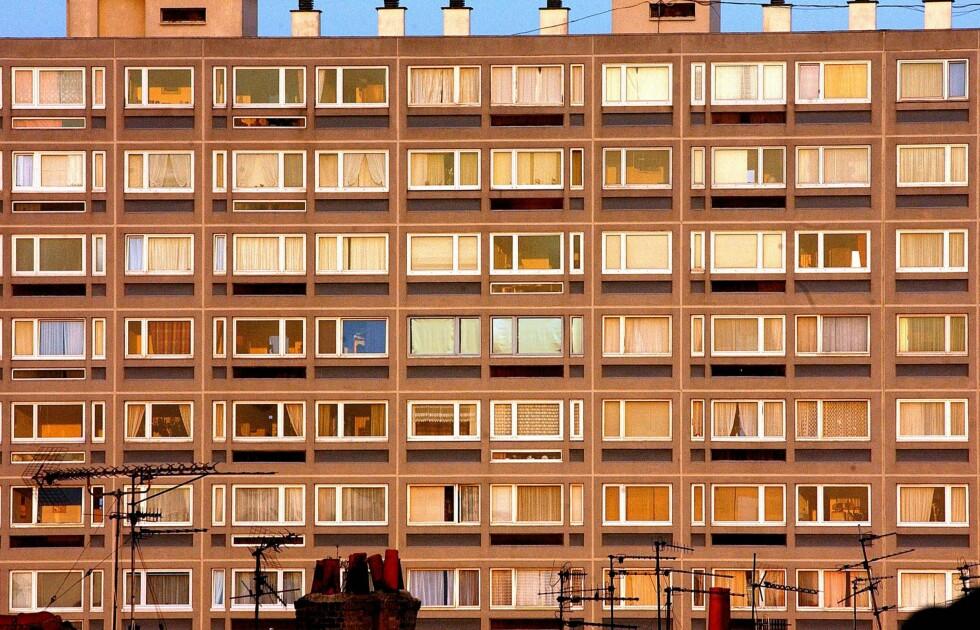 Et av tiltakene NBBL vil ha støtte til er bygging av heis i boligblokker som går over fire etasjer. Foto: Colourbox.com