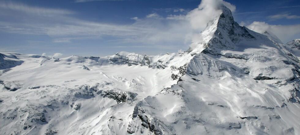 Klarer du å svare på hvilke land Alpene ligger i? Foto: Colourbox