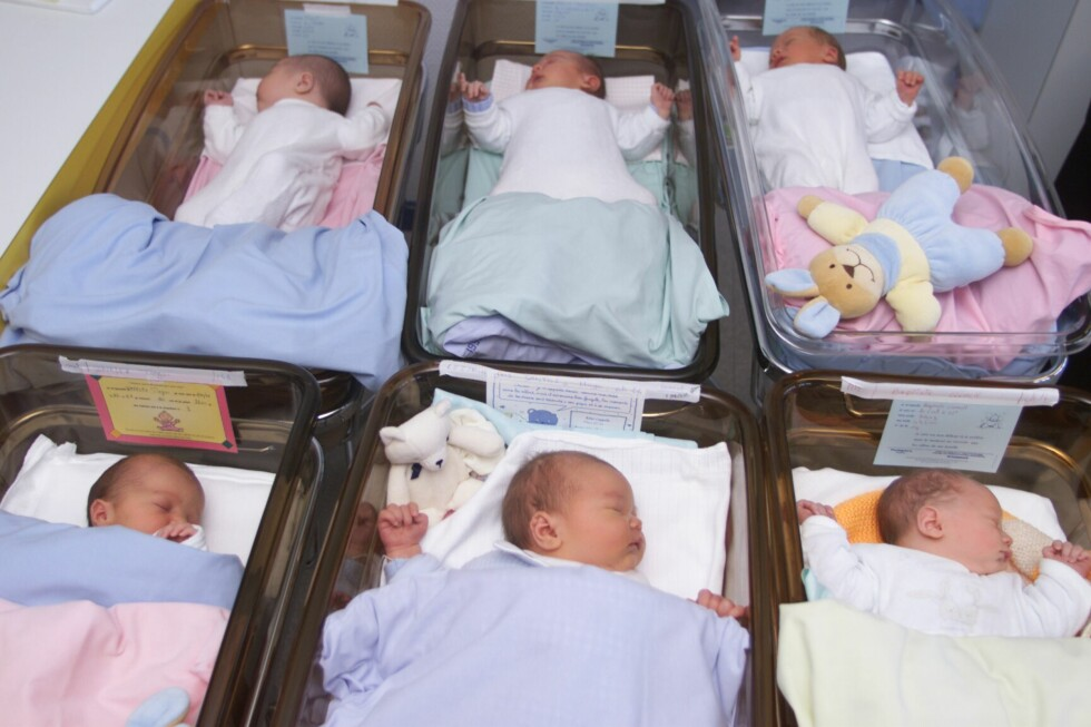 Mørklagte hus ga befolkningsvekst... Foto: colourbox.com