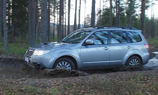 image: Store bilder av Subaru Forester 2.0D