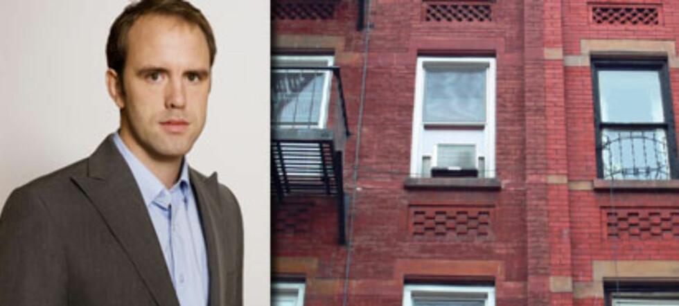 Politisk rådgiver Lars Erik Bartnes (SP) sier regjeringen vil forby lavinnskuddsboliger. Foto: Colourbox/regjeringen.no