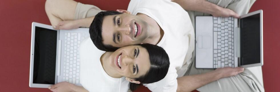 Mange velger å bruke arbeidstiden til andre sysler enn jobb... Foto: Colourbox.com