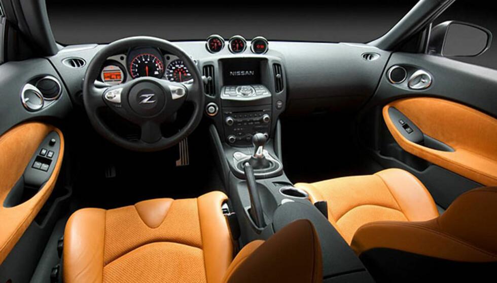 Store bilder av Nissan 370Z