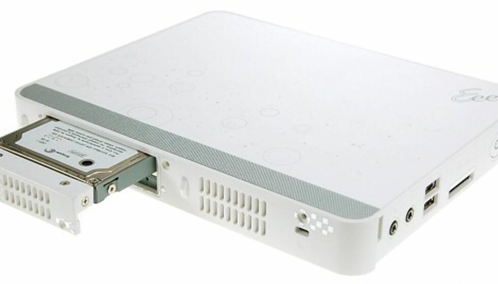 Bryr du deg ikke om forseglinger er det lett å bytte harddisk. RAM-en kan også utvides, men det er en mer omstendig prosess.