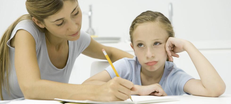 Dagens ungdom lærer ikke å tenke selv, hevder forskerne bak en ny studie.  Foto: colourbox.com