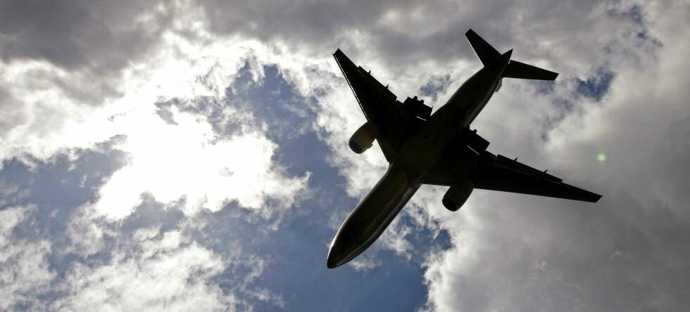 Flyanalytiker gir flybransjen en veldig dårlig prognose fremover. Illustrasjonsfoto: Colourbox