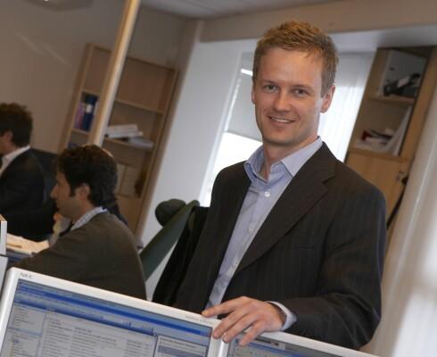 Bjørn Roger Wilhelmsen i First Securities synes Norges Bank tok en fornuftig beslutning i dag.